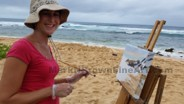 Plein Air Painting Art Class Workshop Honolulu Hawaii 2 05