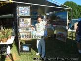 Lanikai Craft Fair Hawaii Artist Mark N Brown Plein Air Fine Art 05